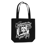 'Get Out Of Jail' Tote (Bag)