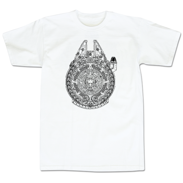 'New Millennium' T-Shirt (White)