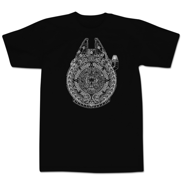 'New Millennium' T-Shirt (Black)