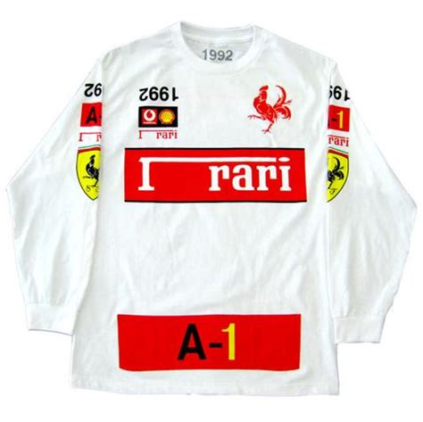 'OG Rari' Long Sleeve T-Shirt (White)