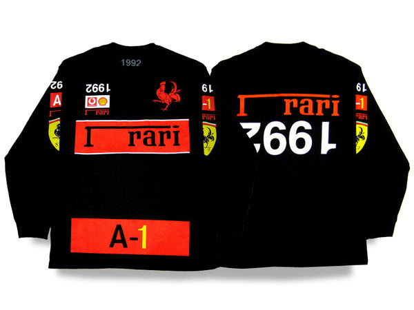 'OG Rari' Long Sleeve T-Shirt (Black)