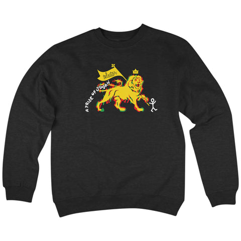 'A Tribe Called Judah' Crewneck Sweatshirt (Black)