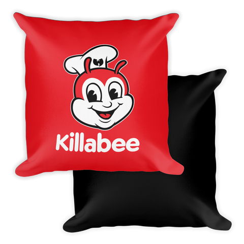 'KillaBee' Pillow (18x18)