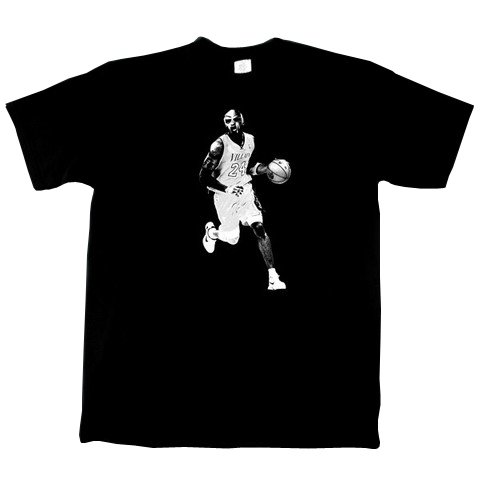 'Kobe Villain'  T-Shirt (Black)