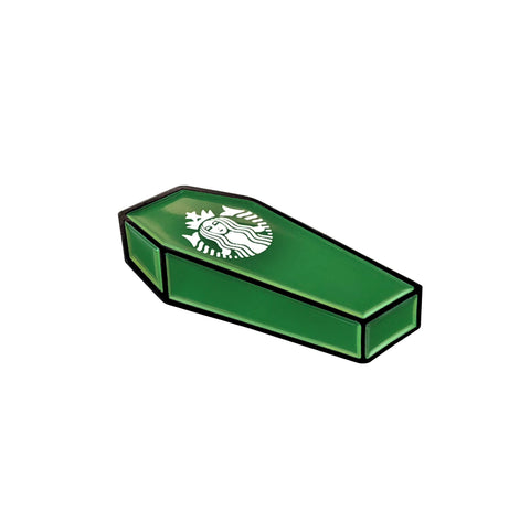 'Bucks Coffin' Lapel (Pin)