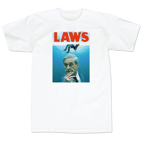 'Laws' T-Shirt (White)