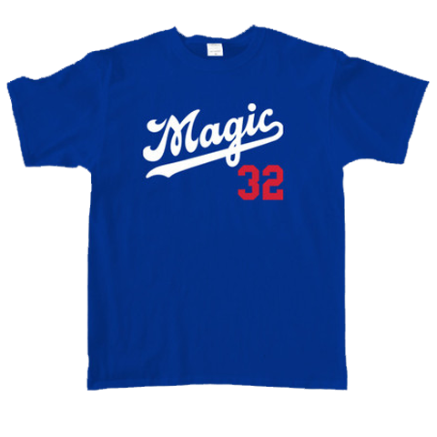'Magic' T-Shirt (Royal Blue)