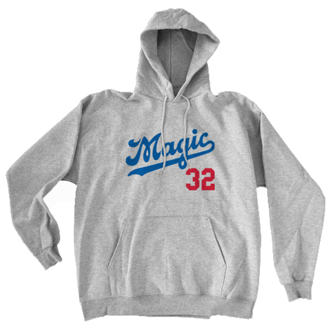 'Magic' Hoodie (Heather Grey)