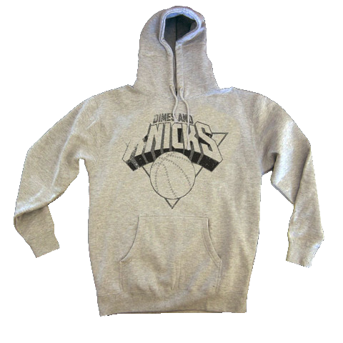 'Dimes & Nicks' Hoodie (Heather Grey)