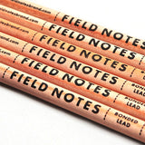 Field Notes 'No. 2 Woodgrain Pencil' (6-Pack)