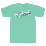 'Ruff Draft' T-Shirt (Mint)