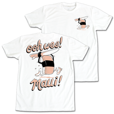 'Spam Musubi' T-Shirt (White)