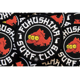 'Fukushima Surf Club' Embroidered (Patch)