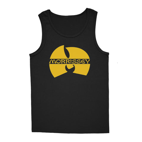 'Moz-Tang' Tank-Top (Black)