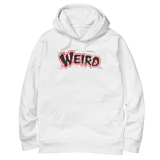 'Weird Science' Hoodie (White)