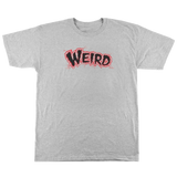 'Weird Science' T-Shirt (Heather Grey)