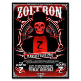 'Zoltron' (Marxist Glue) Signed & Numbered Poster