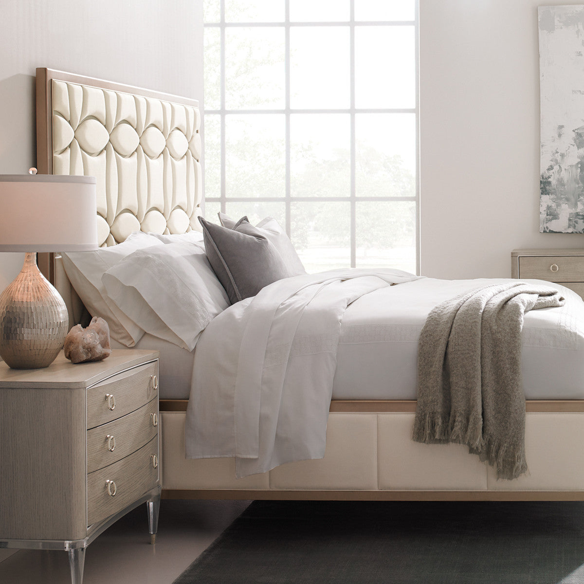Reinvigorate a Tired Bedroom with Contemporary Bedside Tables