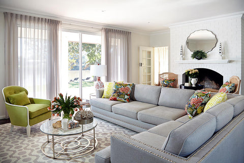 formal living room design sydney