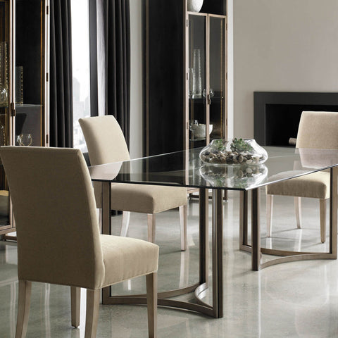 glass dining tables online