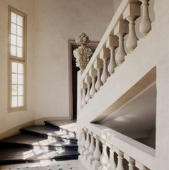 Traditional Classic Staircase and Banaster