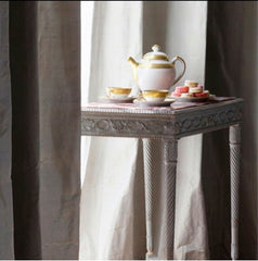 Side Table Classic Linen