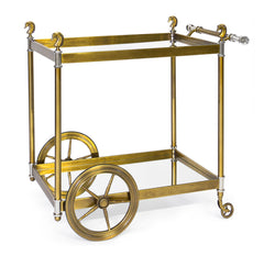 jonathan adler bar cart