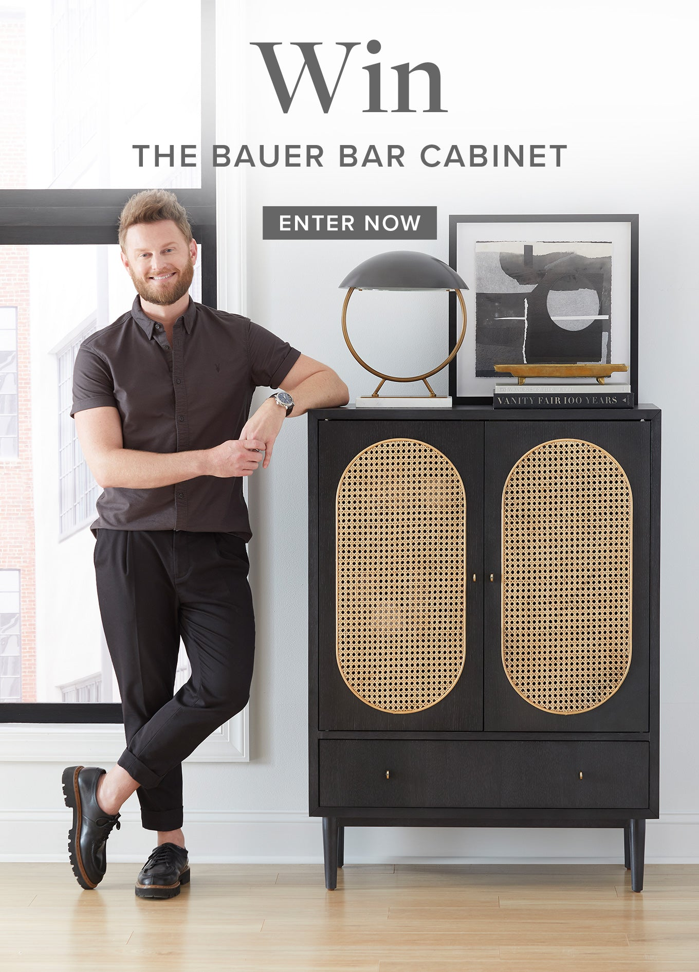 Bauer Bar Cabinet Competition