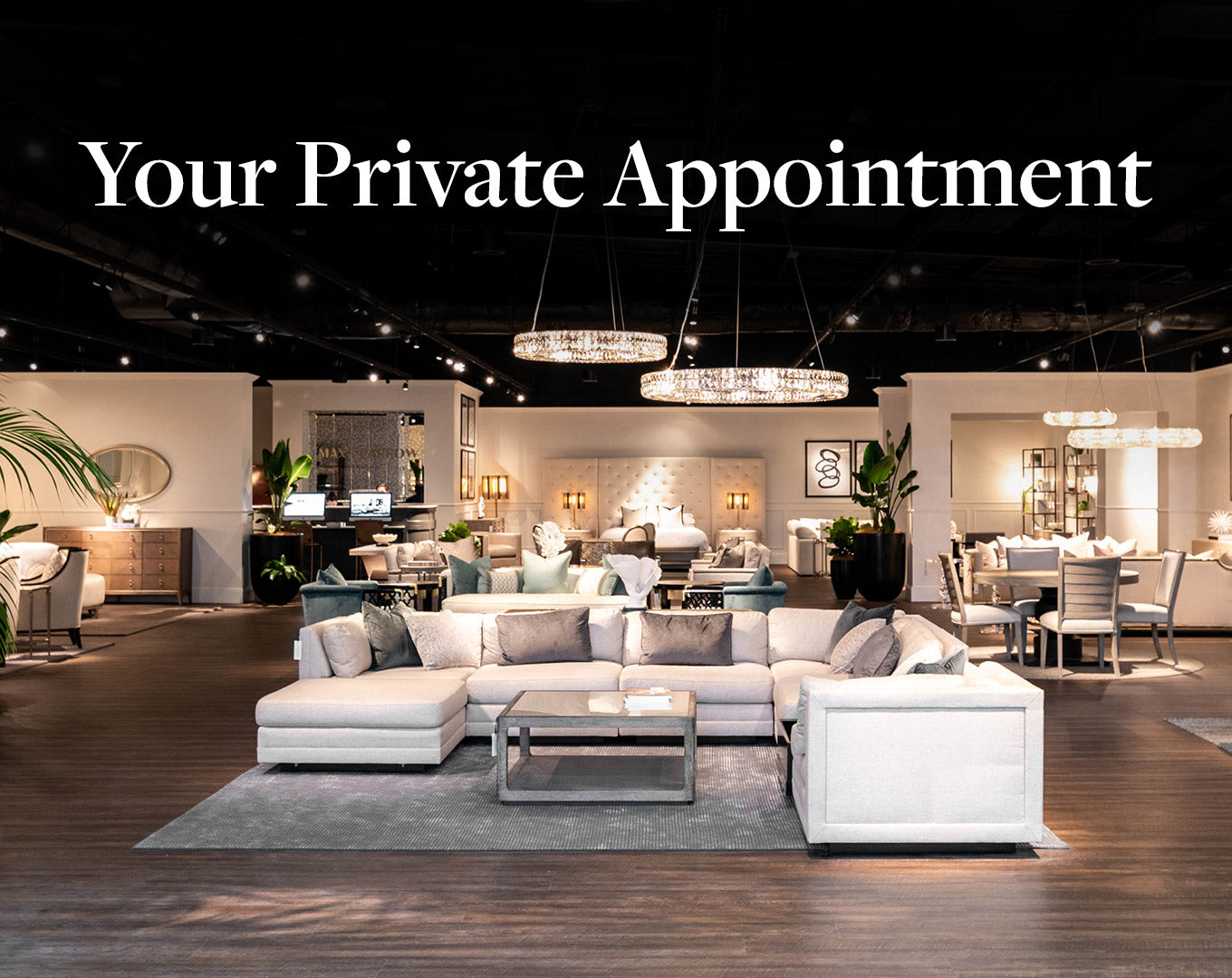 Your Private Appointment