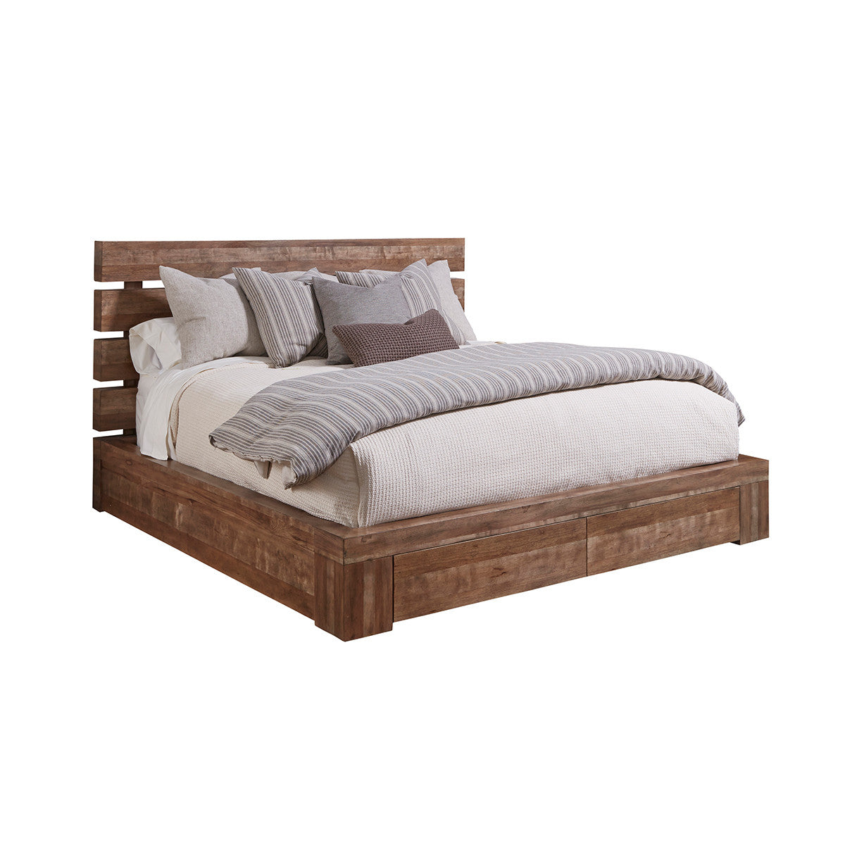 Providence timber queen bed. Providence Timber Queen Bed   Max Sparrow