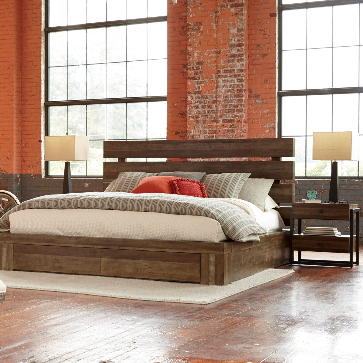 Providence Bedroom Furniture Providence Timber Queen Bed Max Sparrow