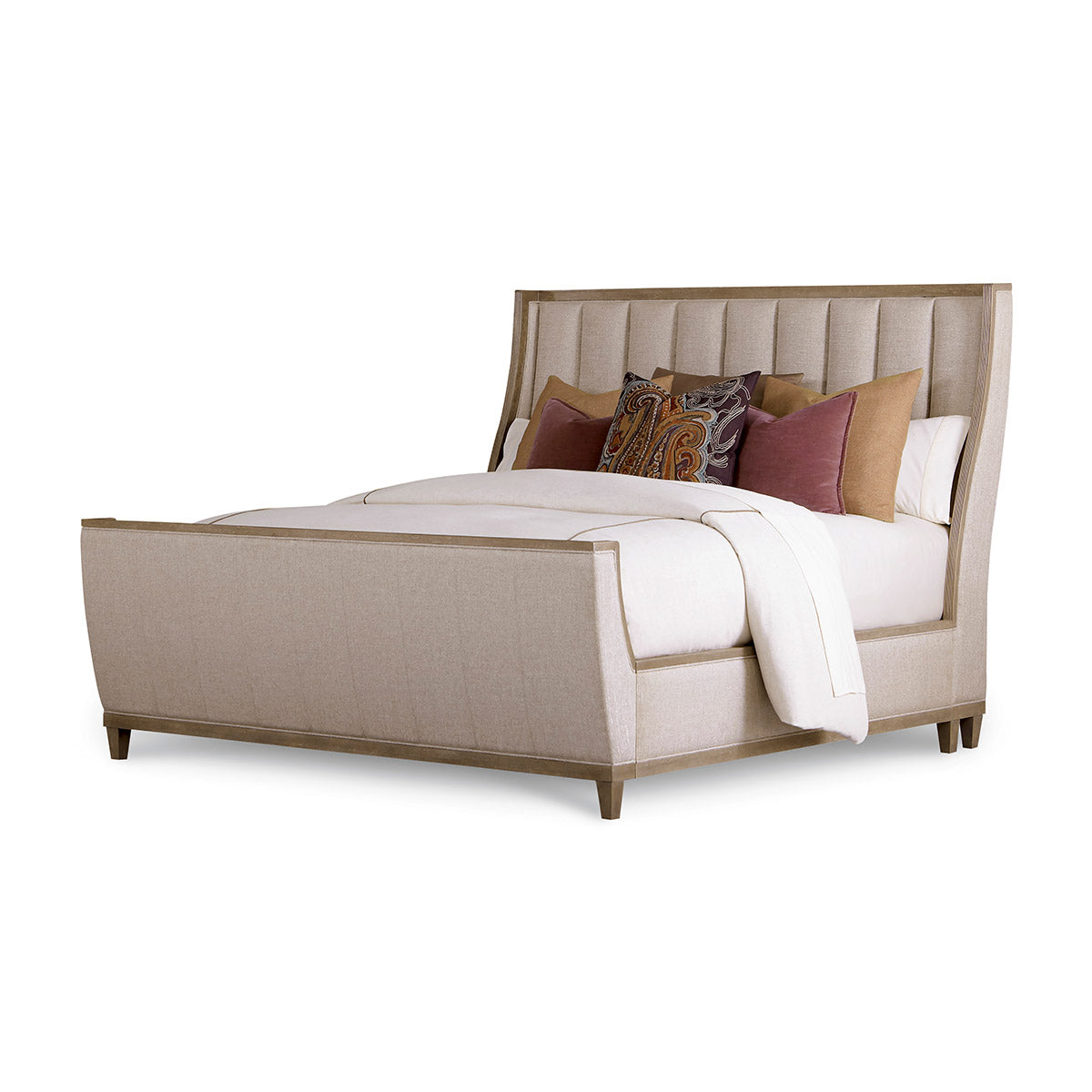 Carolina Upholstered Queen Bed