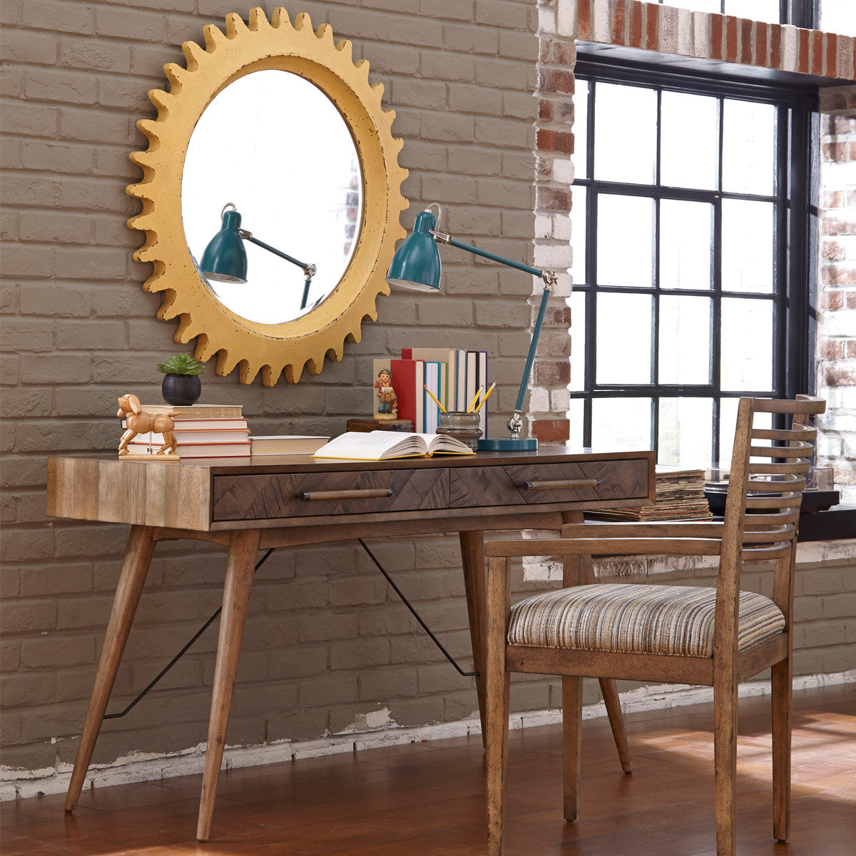 Henderson Timber Desk Max Sparrow