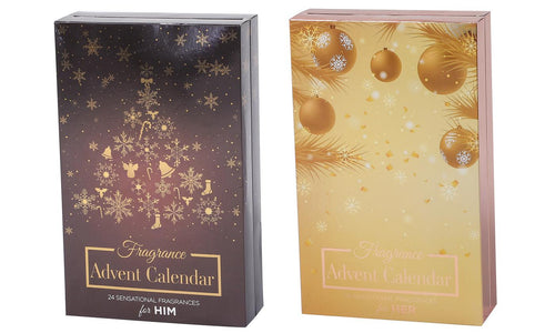 Fragrance Advent Calendars for Him&Her