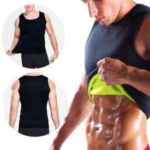 Men's Sweat Vest Body Shaper