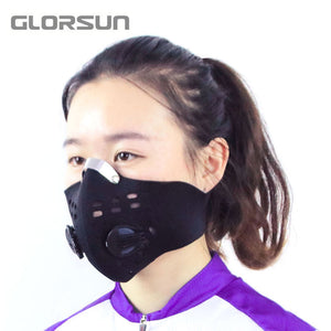 Cycling anti pollution mask