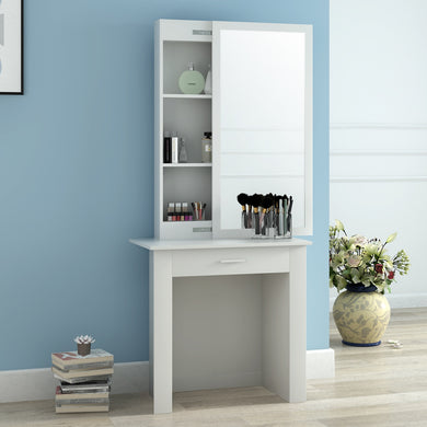 Dressing table desk