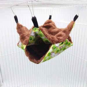 warm Hammock Bed for Small Animals