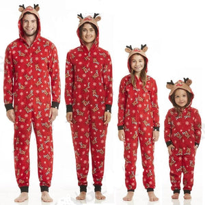 Christmas family nightwear