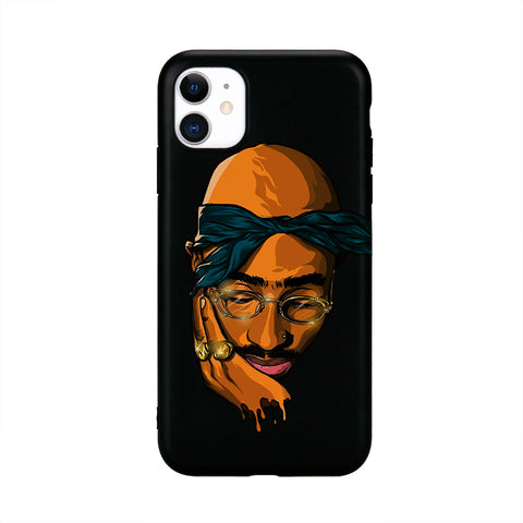iPhone - Tupac Tribute