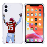 iPhone - Patrick Mahomes - Clear