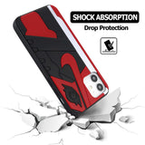 iPhone - Jordan 1 3D Case - Bred