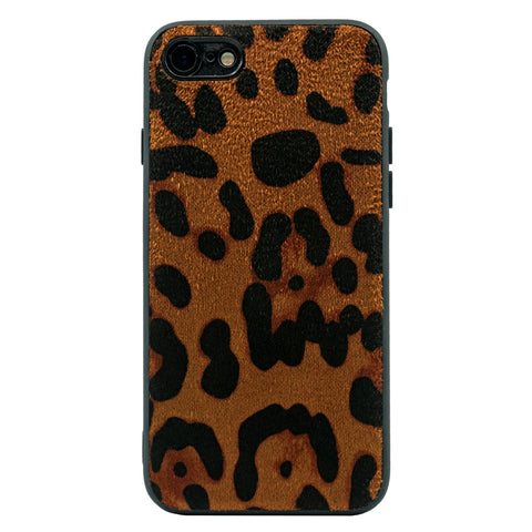 iPhone - Cheetah Fur Textured Case