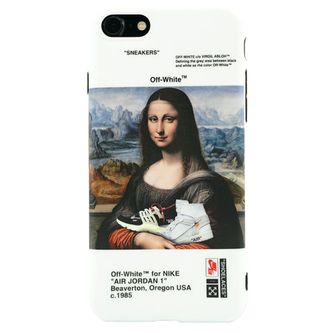 iPhone - MonaLisa x Hypebeast