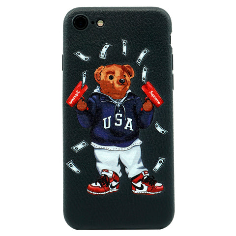 iPhone - Gucci Bear Inspired Case - USA