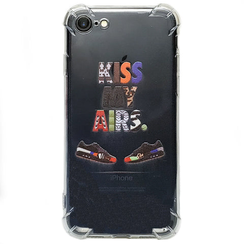 iPhone - Kiss My Airs - Clear