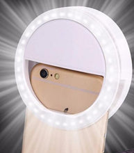 Load image into Gallery viewer, Portable LED Ring Light