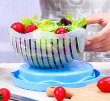 Load image into Gallery viewer, Quick Salad Slicer Bowl