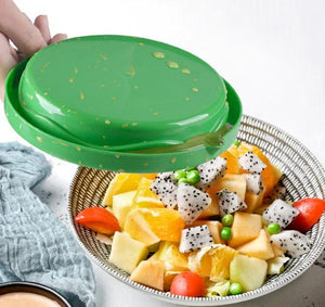 Quick Salad Slicer Bowl