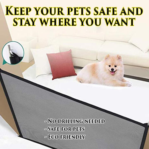 Portable Pet Gate